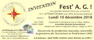 Monnaie locale de Narbonne : une assemblée générale festive et ouverte au public @ Ostal Occitan (sous Office du Tourisme) | Narbonne | Occitanie | France
