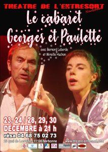 Soirées cabaret au Théâtre de l'Entresort ! @ Théâtre de l'Entresort | Narbonne | Occitanie | France
