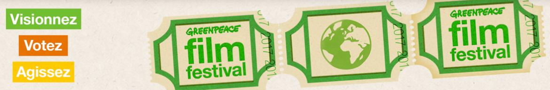 Greenpeace Film Festival en ligne @ En ligne sur Internet (voir ci-dessous le site de l'évènement)