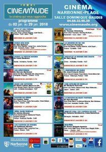 Programme janvier ciné Narbonne Plage @ Salle Dominique Baudis | Narbonne | Occitanie | France