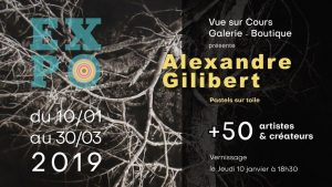 "Galerie ""Vue sur cour"" : nouvelle exposition @ Galerie Vue sur Cours 