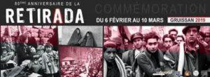 Gruissan, Cinéma Pierre Richard : commémoration de la Retirada @ Cinéma Pierre Richard | Gruissan | Occitanie | France
