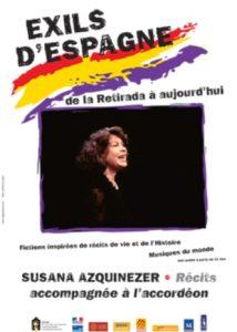 """Narbonne : spectacle """"Exils d'Espagne, de la Retirada à aujourd'hui"""" @ Annexe MJC de Narbonne   Narbonne   Occitanie   France"""