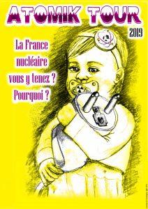 l'Atomik Tour arrive à Narbonne mercredi 10 avril pour 3 jours de rencontre avec les militants de Bure @ Assoc'épicée      Narbonne   Occitanie   France