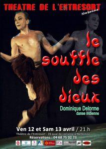 Spectacle de Danse au Théâtre de l'Entresort @ Théâtre de l'Entresort   Narbonne   Occitanie   France