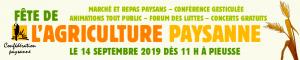 Fête de l'agriculture paysanne à PIEUSSE @ à Pieusse suivre flèchage | Pieusse | Occitanie | France
