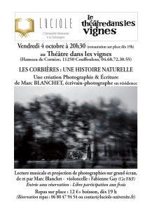 Luciole rencontre à Rustiques avec le romancier Pascal Dessaint & débat sur l'écologie avec Bertrand Claverie @ Maison du Parc | Rustiques | Occitanie | France