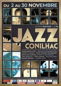 JAZZ à CONILHAC 2019 @ Jazz Conilhac | Conilhac-Corbières | Occitanie | France