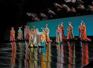 Narbonne, Théâtre / scène nationale : Madame Butterfly en différé du Metropolitan Opera de New York @ Théâtre scène nationale de Narbonne | Narbonne | Occitanie | France