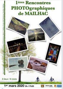1ères Rencontres Photographiques de Mailhac @ Salle des fêtes | Mailhac | Occitanie | France
