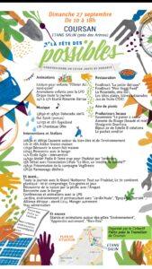 Coursan : La fête des possibles @ Etang Salin (près des arênes) | Coursan | Occitanie | France