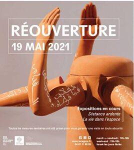Sérignan : réouverture du Musée Régional d'Art Contemporain @ MRAC | Sérignan | Occitanie | France