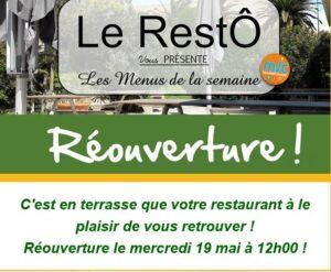 MJC Narbonne : reprise du Resto à emporter @ MJC Narbonne | Narbonne | Occitanie | France