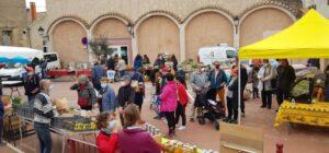 Marché de Saint Nazaire d'Aude : le printemps sur les étals ! @ Marché rue de la République | Saint-Nazaire-d'Aude | Occitanie | France