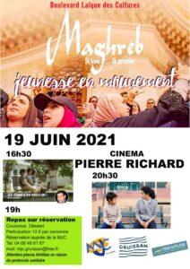 "Gruissan :  festival ""Maghreb si loin si proche"" @ Cinéma Pierre Richard | Gruissan | Occitanie | France"