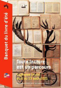 Lagrasse : Banquet du livre 2021 @ Abbaye de Lagrasse | Lagrasse | Occitanie | France