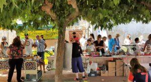Saint Nazaire d'Aude : déjà le marché du 1er août ! @ Marché avenue de la République | Saint-Nazaire-d'Aude | Occitanie | France