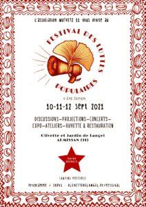 Narbonne : festival des luttes populaires à l'Olivette de Langel @ Olivette et jardin de Langel   Armissan   Occitanie   France