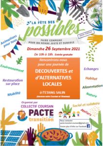 Coursan : Fête des possibles @ Etang Salin | Coursan | Occitanie | France